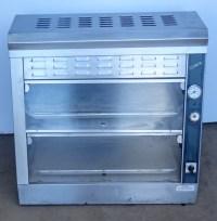 COBOL BQ Hot Chicken Display Cabinet