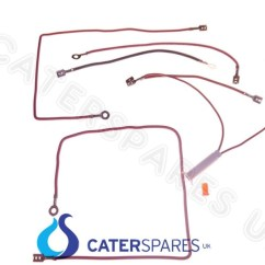 Robertshaw Oven Thermostat Wiring Diagram What Is Process Flow In Software Dualit Toaster 6 Slot Loom Kit Set For Replacing Element Wires | Caterspares