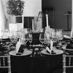 Wedding Chair Hire Algarve Small Leather Chairs For Living Room Caterworld Catering Material Rental Decorated Table Linen And Glasses Candle Decorations Event