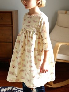 Geranium Dress Workshop @ Cate's Sew Modern