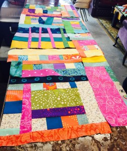 Patchwork Play: Improv Round Robin Workshop @ Cate's Sew Modern