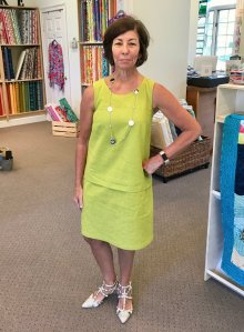 Willow Dress Workshop @ Cate's Sew Modern