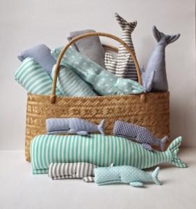 Tilda Whale Workshop @ Cate's Sew Modern