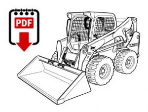 Bobcat S220 Service Repair Manual