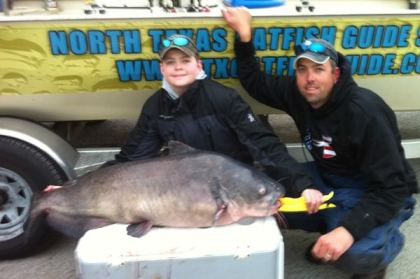 Lane Ferguson Record Catfish