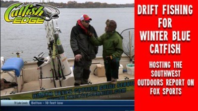 Drift Fishing Catfish