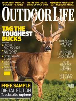 Outdoor Life Magazine Chad Ferguson Feature Story