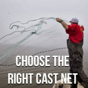 Choose The Right Cast Net, You'll Catch More Catfish Bait [EP3]