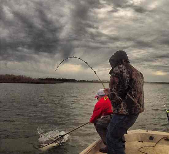 Drift Fishing Catfish
