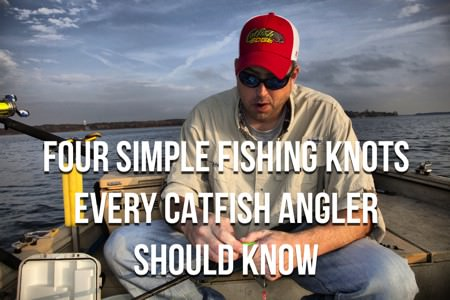 Four Simple Fishing Knots Catfish