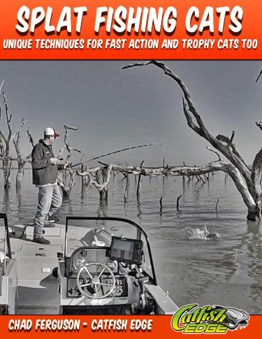 Splat Fishing Catfish Cover: Chad Ferguson, Catfish Edge