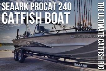 SeaArk ProCat 240 Catfish Boat