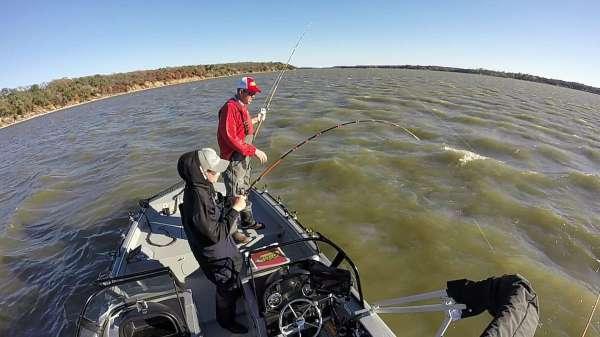 Drift Fishing For Catfish