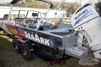 SeaArk ProCat 240 Side View