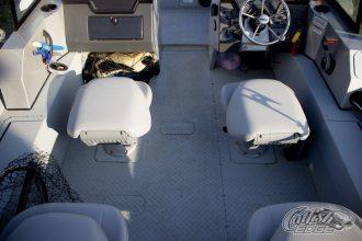 SeaArk ProCat 240 Seats