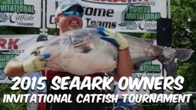 SeaArk Owners Catfish Tournament