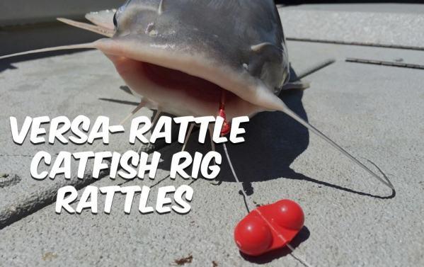 Versa Rattle Catfish Rig Rattles