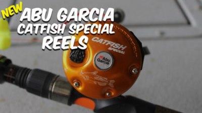 Abu Garcia Catfish Special Reels