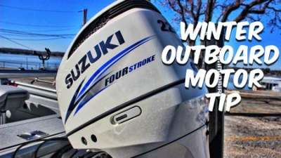 Winter Outboard Tips