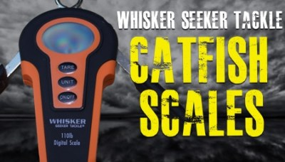Whisker Seeker Tackle Digital Catfish Scales