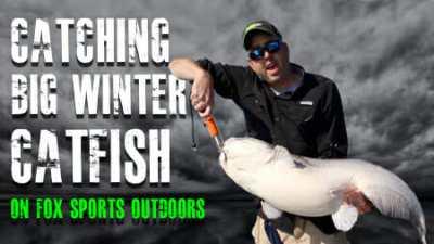 Catching Big Catfish On Fox Sports Outdoors (Lake Texoma Catfish)