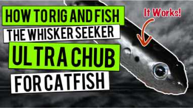 Whisker Seeker Tackle Ultra Chub