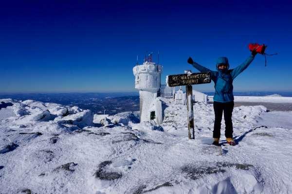 Mount Washington Ascent
