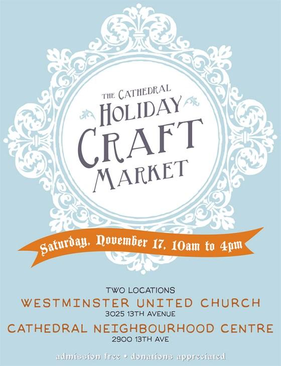 Holiday Craft Market November 17