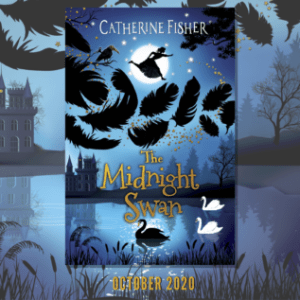 Cover of The Midnight Swan is revealed!