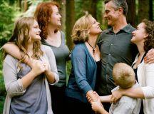 thompson family photos // sharingwood, wa » Catherine Abegg