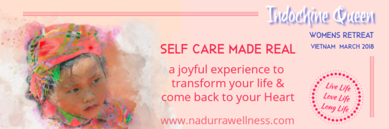 conscious self care womens retreat