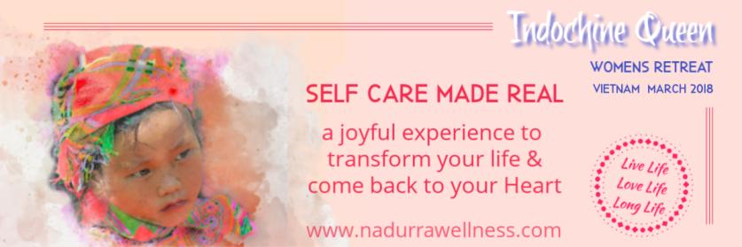 stress relief - self care women sretreat