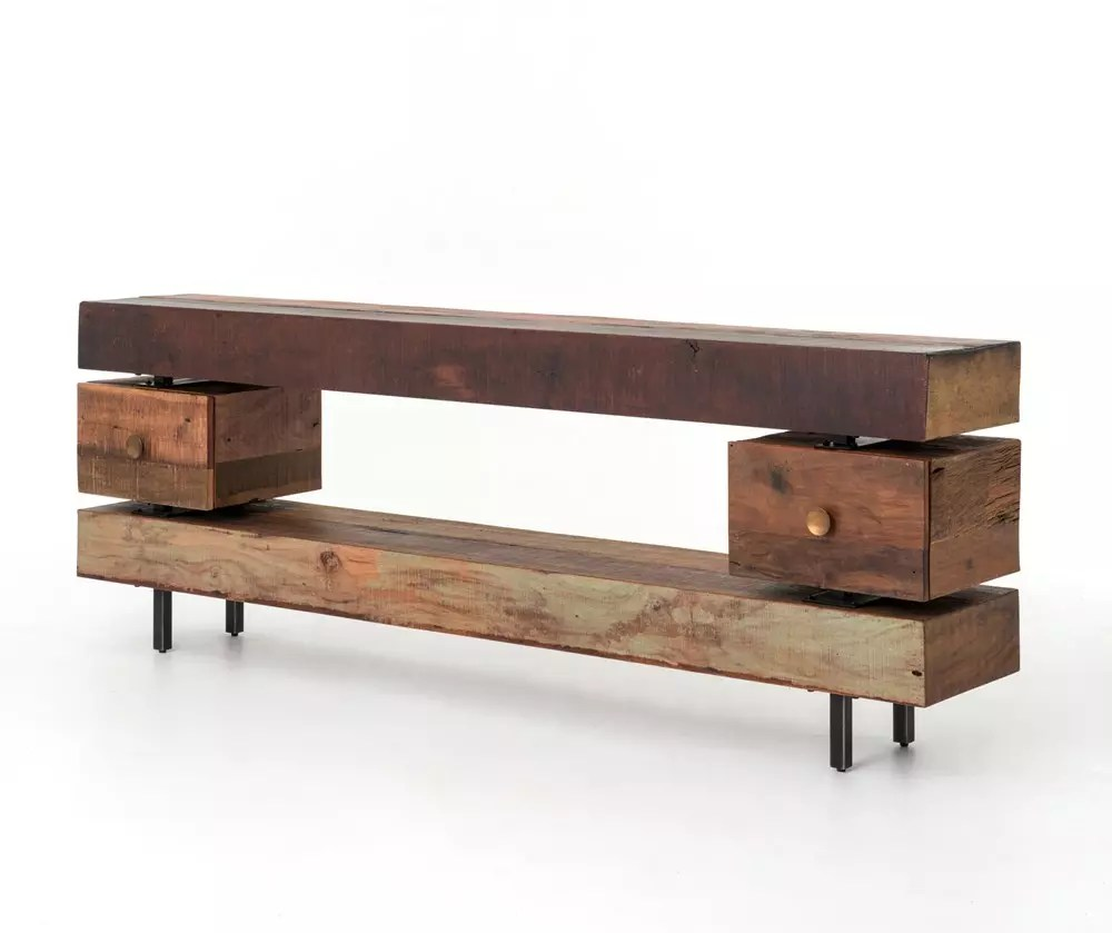 Four Hands Living Room Console - Catherine French Design