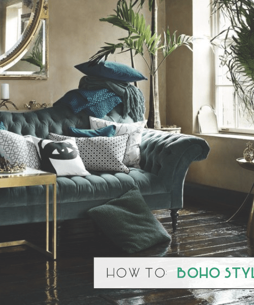 How to do Boho Style