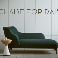 Chaise for Daise: Be our Valentine!