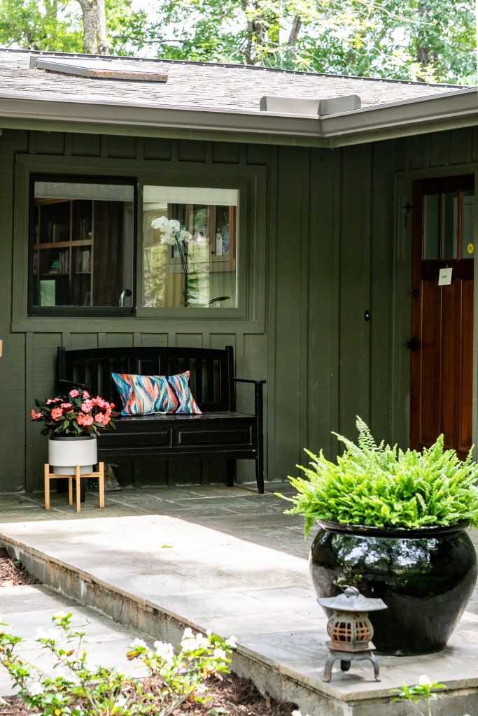 Front Entry Decor - By Cat French Design