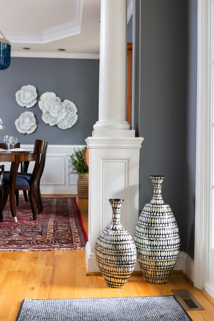 Dining Room Decor - Cat French Design Chapel Hill