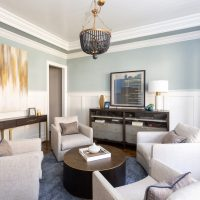 The Modern Parlor | Formal Living Room Design