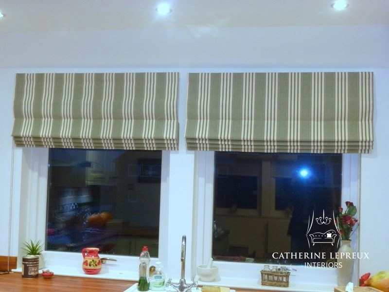 Handmade Window Treatments Case Study Catherine Lepreux