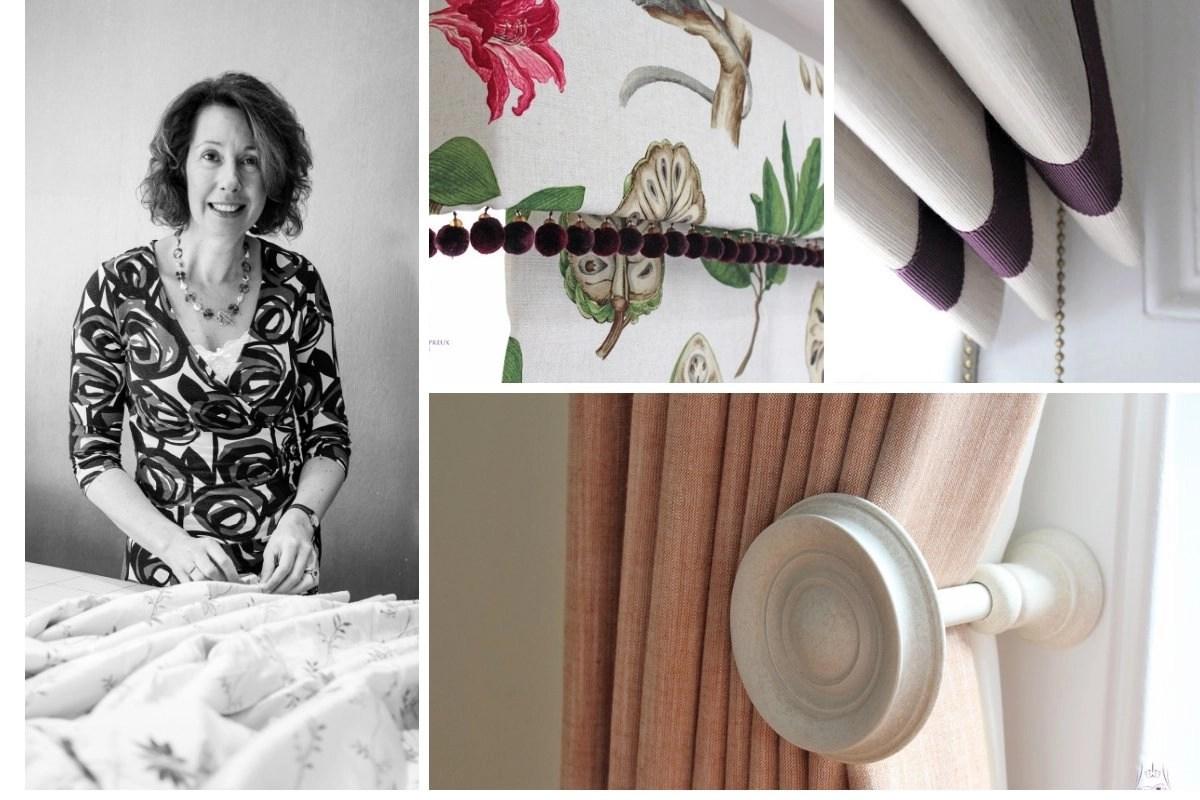 curtain maker Edinburgh examples of work