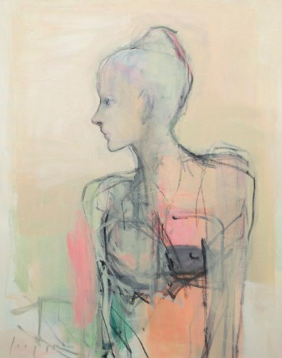 woman,untitled(pink)