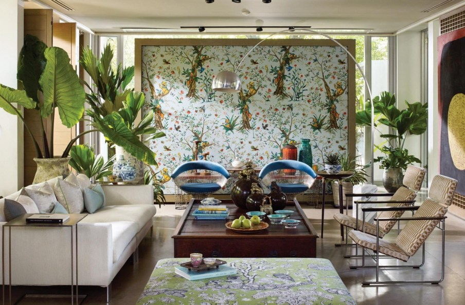I Always Look Forward To Seeing What Jim Thompson Reveals In Each New Fabric Collection Like Cole And Son They Execute Their Spark Of Inspiration