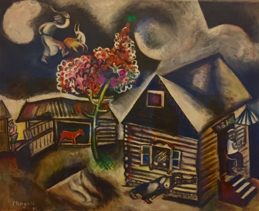 INSPIRATIONAL ICON: PEGGY GUGGENHEIM (PART 1) - Catherine ... Chagall Doesburg