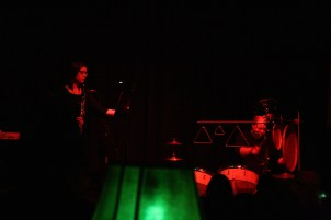Lee and Hannafin Duo at Quiet Music Festival 2016