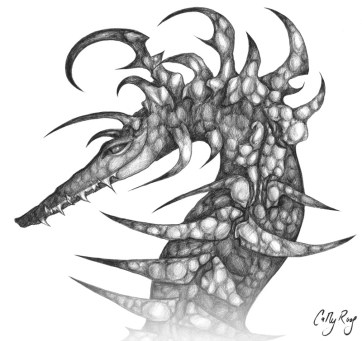 Rock Dragon
