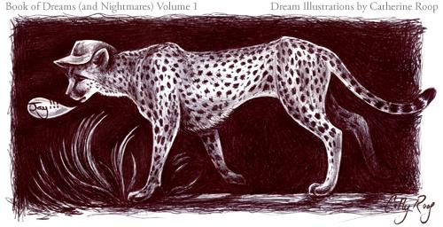 "Cheetah Calling ""Jay"""