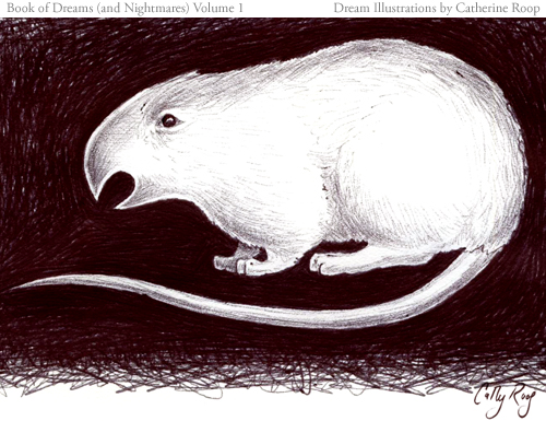 Mouse with Beak