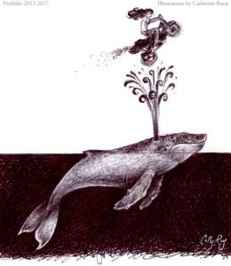 Whale Hopping