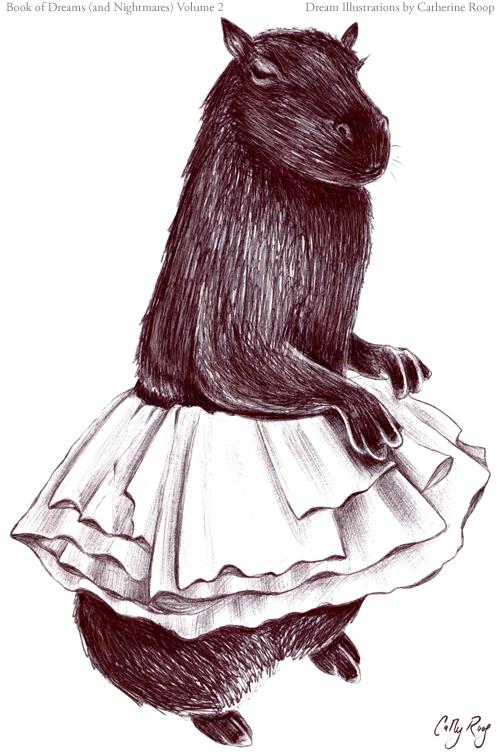 Dancing Capybara