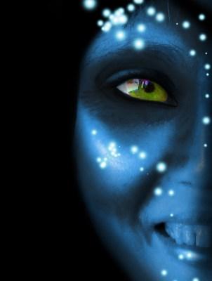 Photoshop class assignment - avatar transformation.